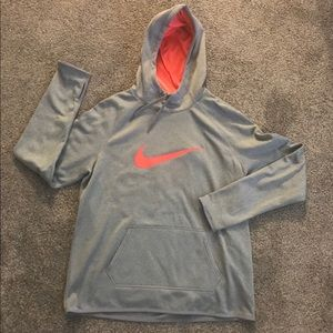 NIKE DRI-FIT BRAND NEW SIZE LARGE HOODED PULLOVER